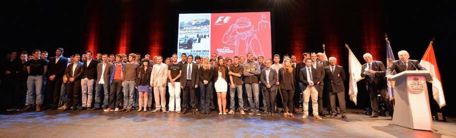Les commissaires de piste ont reçu les ultimes recommandations avant le Grand Prix historique et celui de Formule 1.