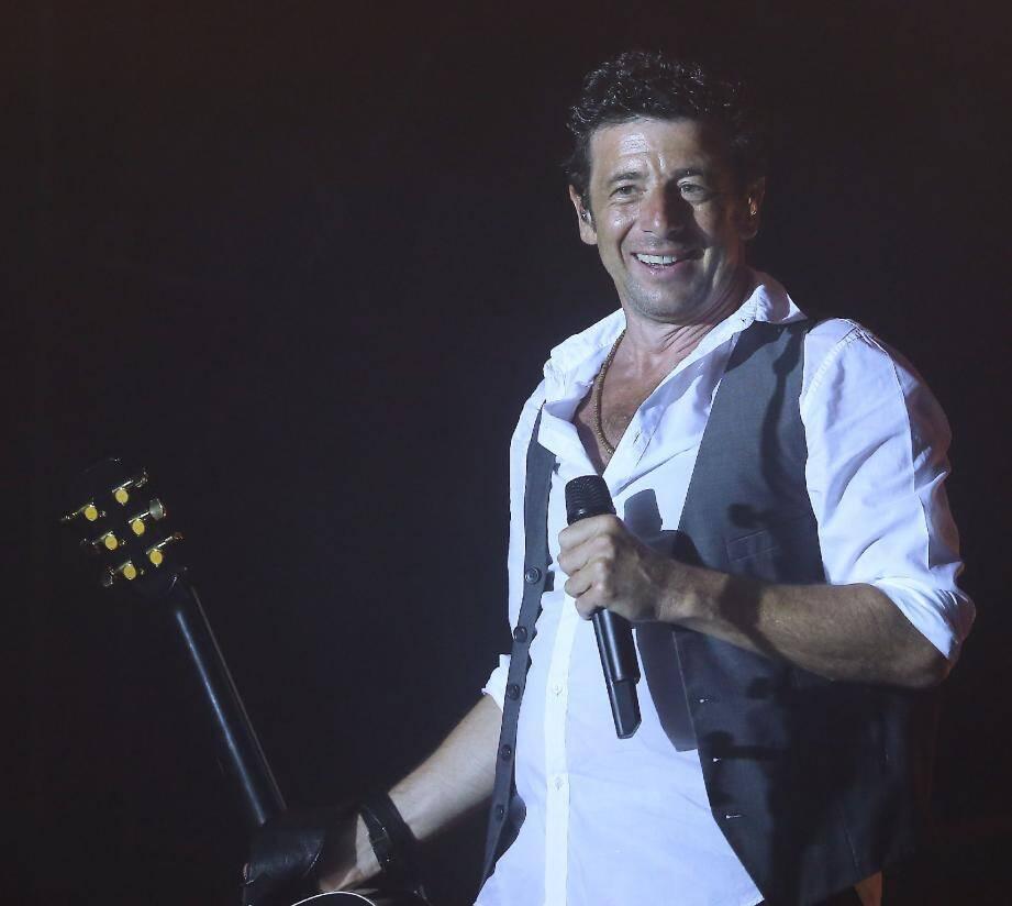 Entre succès au plus fort de la Bruelmania, reprises étonnantes et titres extraits de son dernier album, Lequel d'entre nous , le chanteur s'apprête à subjuguer à nouveau son public.