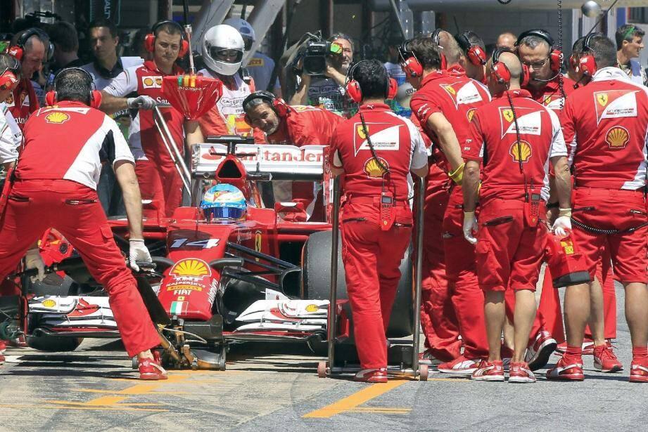 Voilà plus d'un an, maintenant, que Fernando Alonso n'a pas embrassé la victoire. Cette saison, le double champion du monde (2005, 2006) continue désespérément à ronger son frein au volant d'une Ferrari F14 T loin de répondre à ses attentes. De quoi finir de perdre patience...