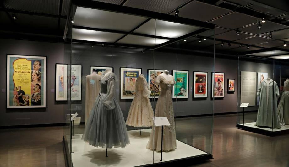 L'automne dernier, c'est à Philadelphie, ville natale de la princesse Grace, qu'était présentée l'exposition.(DR)
