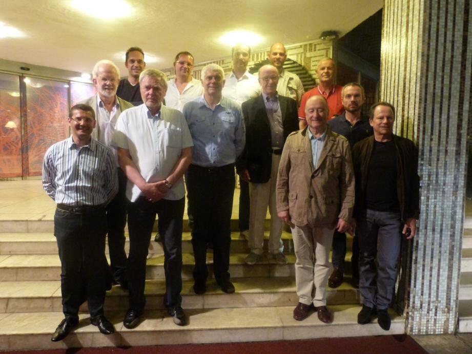 La délégation d'entrepreneurs monégasques est arrivée samedi à Libreville au Gabon.