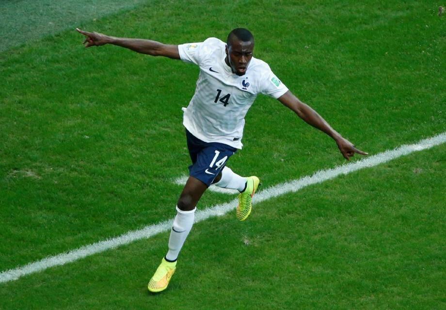 Blaise Matuidi survole le Mondial avec l'équipe de France actuellement.
