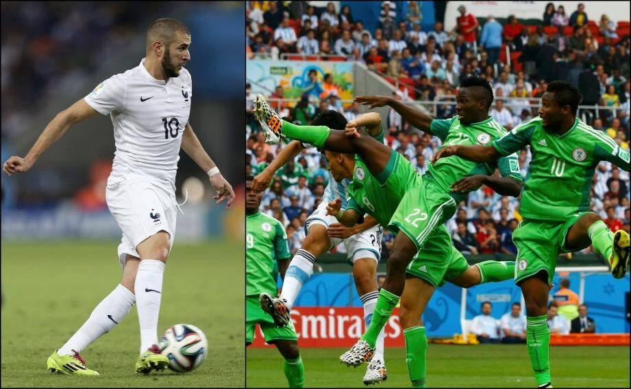 """Benzema ne s'attend pas à une partie de plaisir face aux rugueux """"Super Eagles"""""""