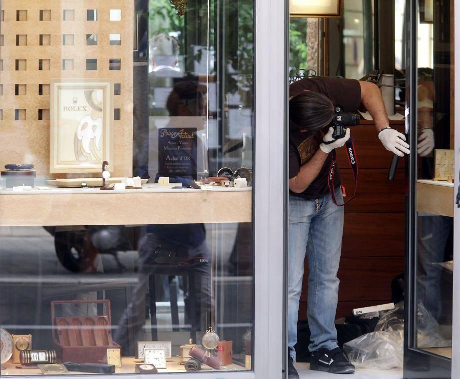 L'enquête de la bijouterie monégasque, menée par la brigade de répression du banditisme de la PJ de Nice, avait conduit à l'incarcération de quatre Lituaniens.