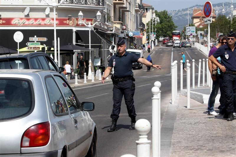 La DDSP du Var avait mis en place une dizaine d'opérations dans les zones police du département.