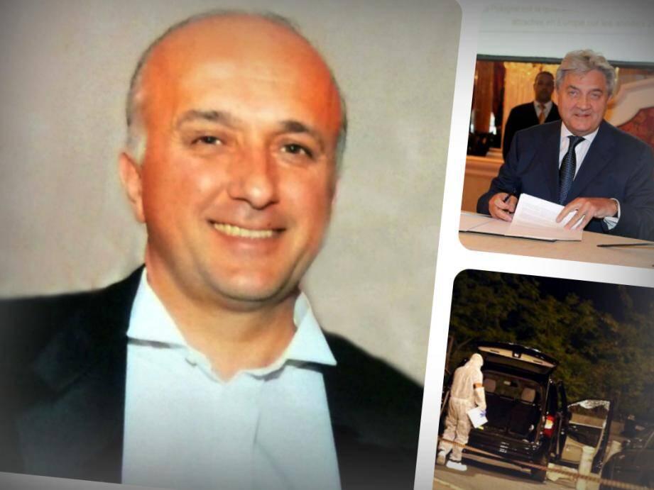 Me Erick Campana, bâtonnier de l'Ordre des avocats de Marseille, avocat de Wojciech Janowski dans l'affaire Pastor.