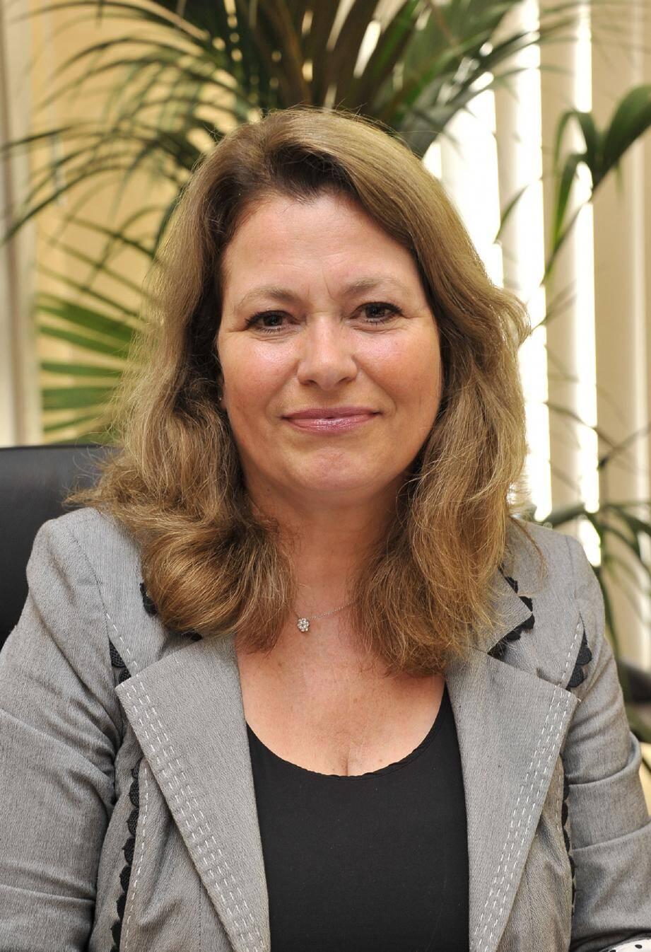Marie-Pascale Boisson, directrice du SICCFIN.