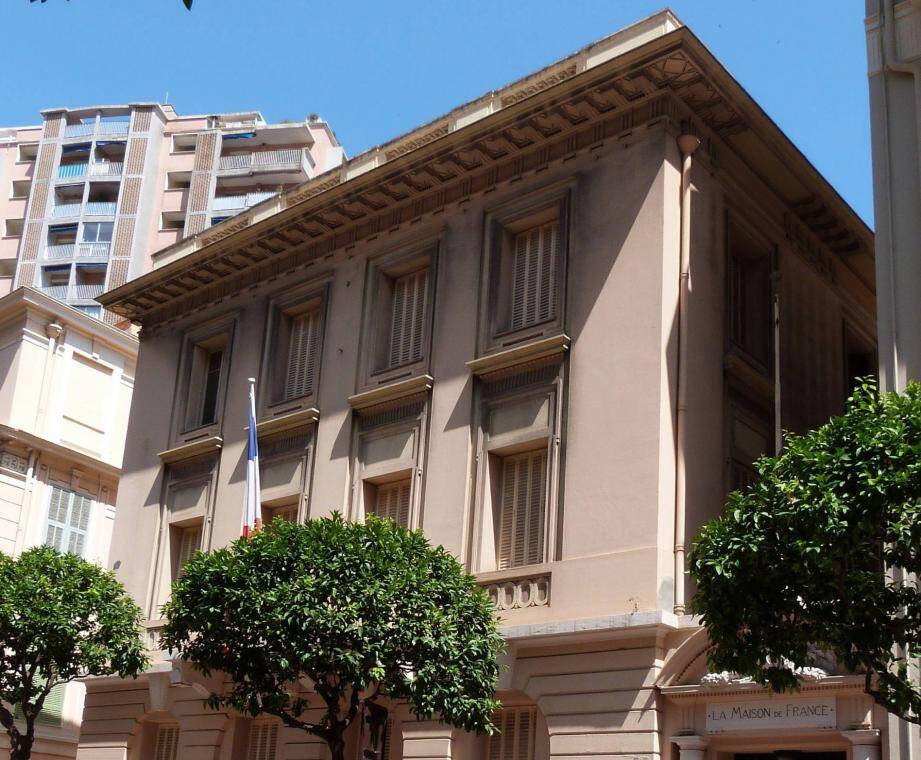 En récupérant la propriété de la Maison de France, l'État monégasque s'est engagé d'une part à la rénover, d'autre part à céder la jouissance à titre gracieux à la Fédération des groupements français de Monaco.
