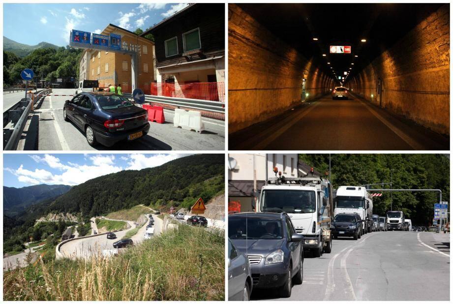 L'actuel tunnel n'est plus adapté, dangereux et source de longues attentes.