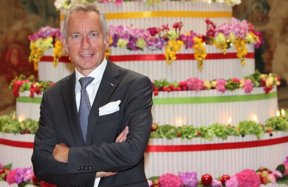 Depuis 2004, Jean-Claude Messant a été l'artisan en chef de la transformation complète de l'hôtel devenu un palace chic… et très prisé par la clientèle de luxe.