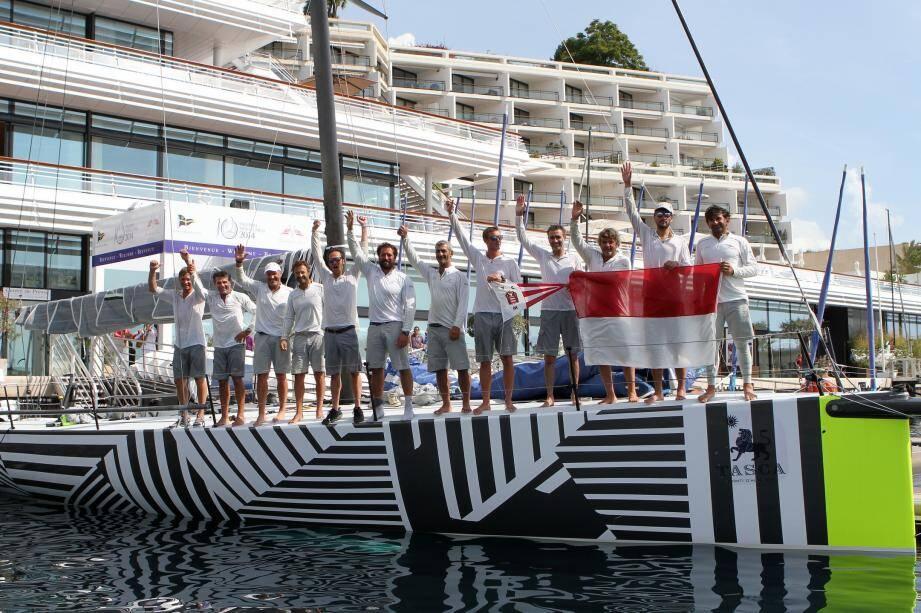 Pierre Casiraghi remporte la Palermo/Monte-Carlo