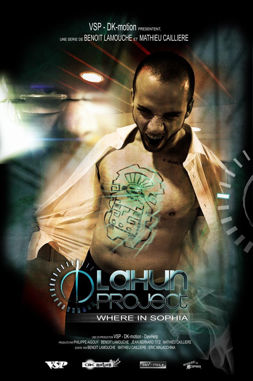 L'affiche de Lahun Project