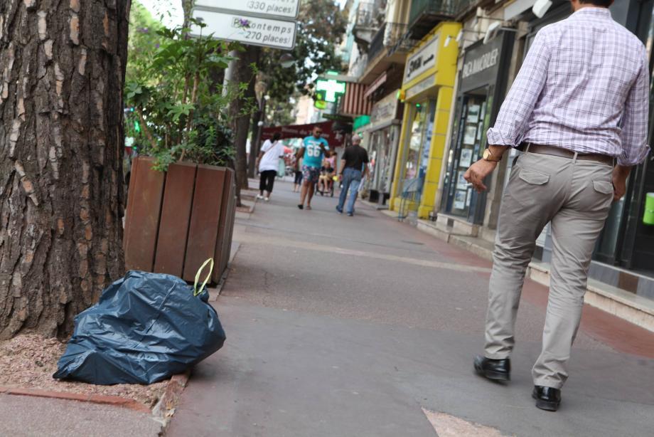 """Draguignan: en ville, la propreté est """"l'affaire de tous"""""""