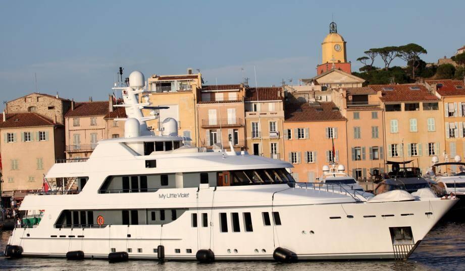 Découvrez les plus beaux yachts passés à Saint-Tropez cet été