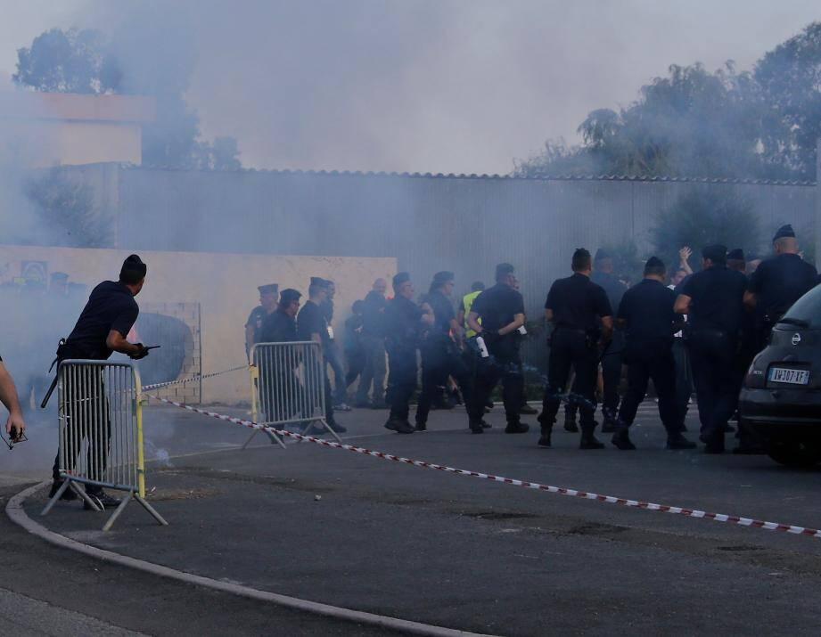 Plusieurs sources et témoignages permettaient ce dimanche matin de préciser les incidents survenus à l'issue de Bastia - OM, samedi soir à Furiani.