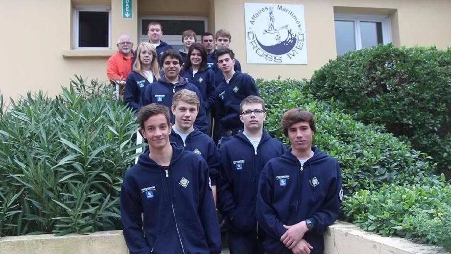 Les cadets de la SNSM se succèdent depuis 4 ans. De nouveaux jeunes de 16 à 18 ans intégreront bientôt la quatrième promotion, qui s'appellera « promotion Jacques Méheut ».