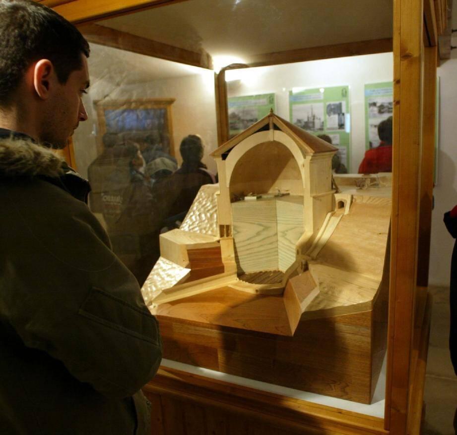 Depuis près de cinq mois, les visiteurs n'ont plus accès au musée.