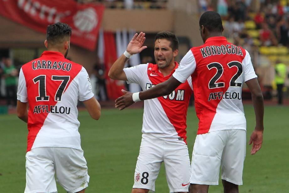 Lyon-Monaco, déjà un match couperet