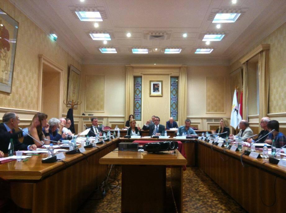 Les comptes de l'année 2013 ont été votés à l'unanimité en conseil communal.