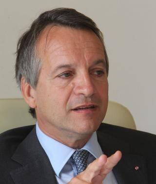 Georges Marsan a été élu pour la première fois en 2003.
