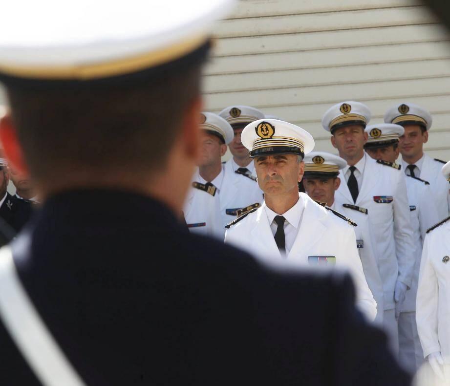 Le lieutenant-colonel Molera a quitté l'état-major du GIGN pour prendre le commandement de la gendarmerie maritime en Méditerranée.