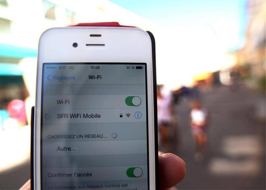 Draguignan : la wifi étendue en ville à l'horizon 2015