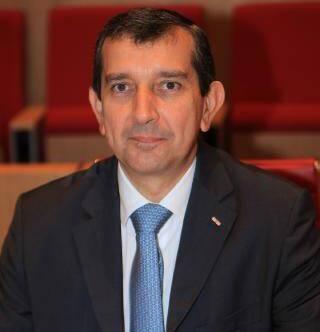 Jean-François Robillon, conseiller national de la minorité Union Monégasque.