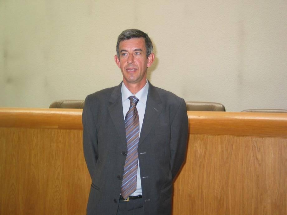 Alain Chateauneuf.