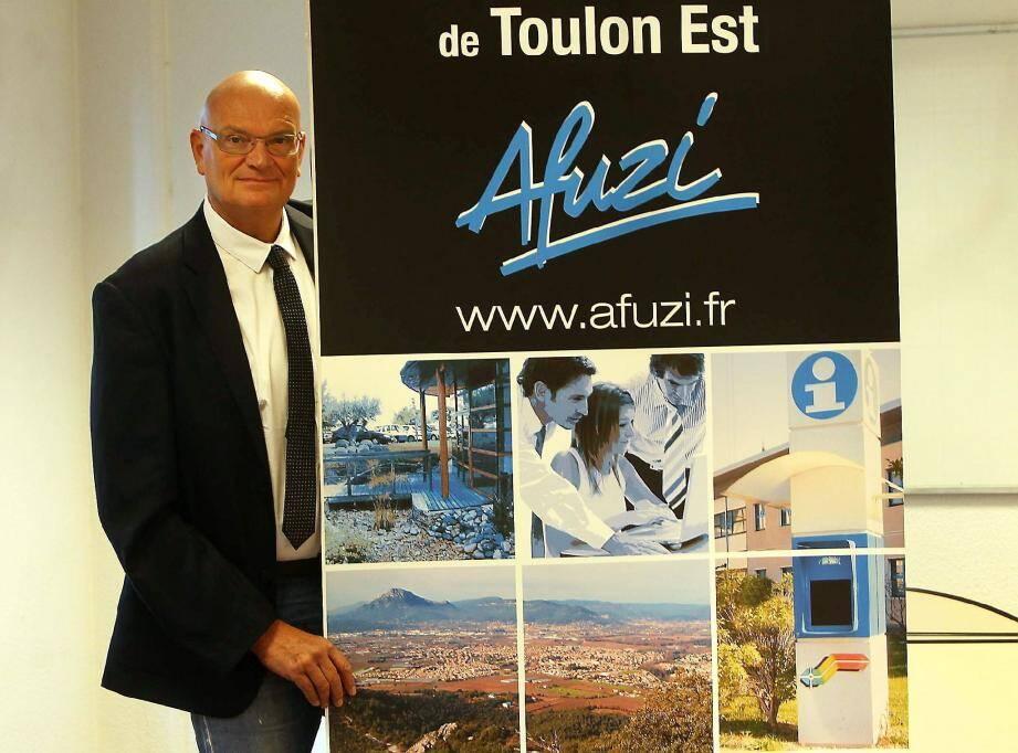 L'AFUZI présidée par Philippe Bartier est sur tous les fronts, mais d'abord sur ceux de l'environnement.