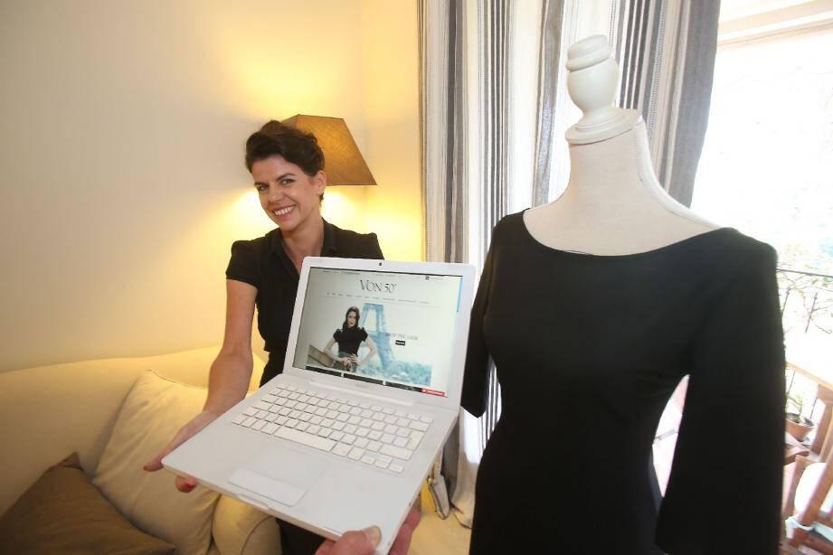 Après quatorze années comme hôtesse de l'air, Émilie Bellan-Payrault se lance dans l'entrepreneuriat et le e-commerce.