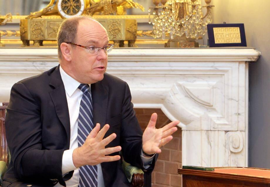 « Je vais nommer une personnalité qui sera en charge des négociations avec l'Union européenne. »