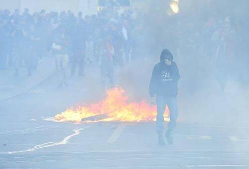 manif nantes mort remi fraisse sivens barrage violences incidents 141101