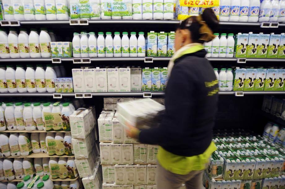 Le lait pas si bon pour la santé?