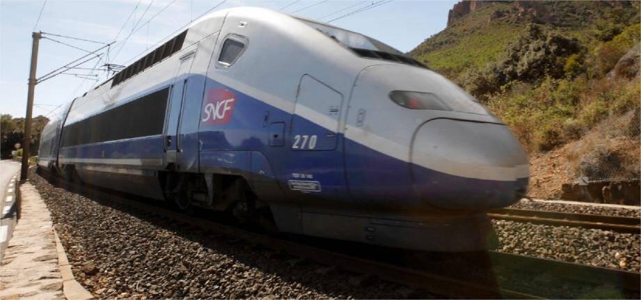 SNCF: trafic perturbé en raison de travaux sur les lignes