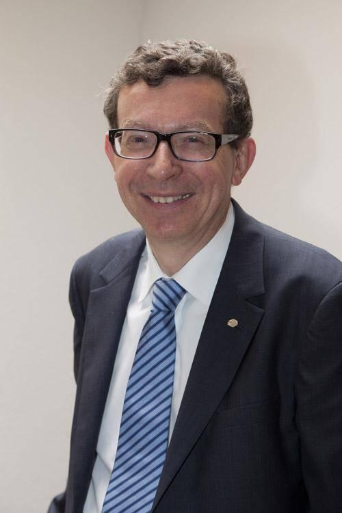 Thierry Chéron : « 2015 sera une année de mise en avant de la marque GSF propreté. »