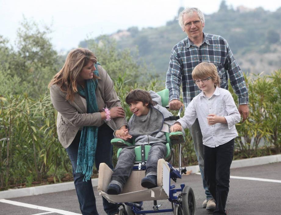 La famille Giardina
