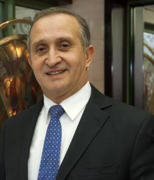 Stefano Brancato, directeur du Café de Paris depuis 1995.