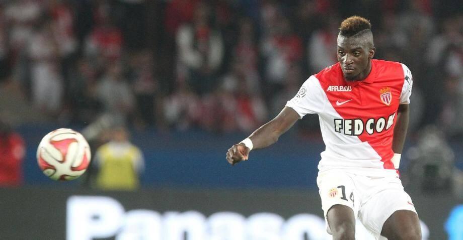 Titulaire au Parc des Princes en octobre, Tiémoué Bakayoko devrait enchaîner les matches jusqu'à Noël