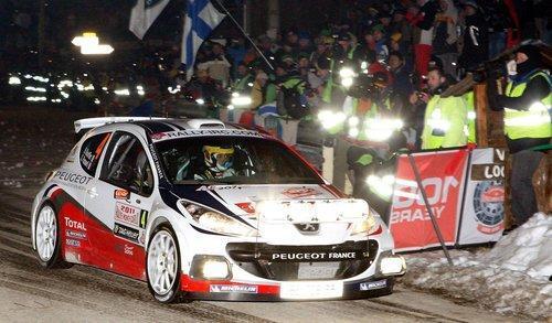 Illustration Rallye de Monte-Carlo