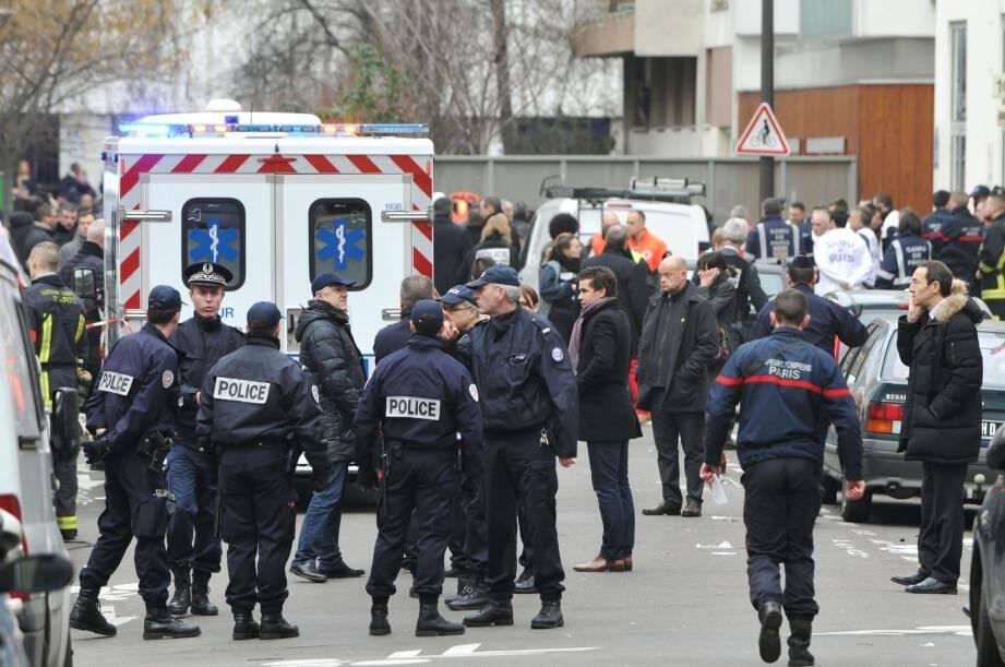 """Deux Antibois à Paris """"Les métros ne circulent plus dans le 11e arrondissement"""""""