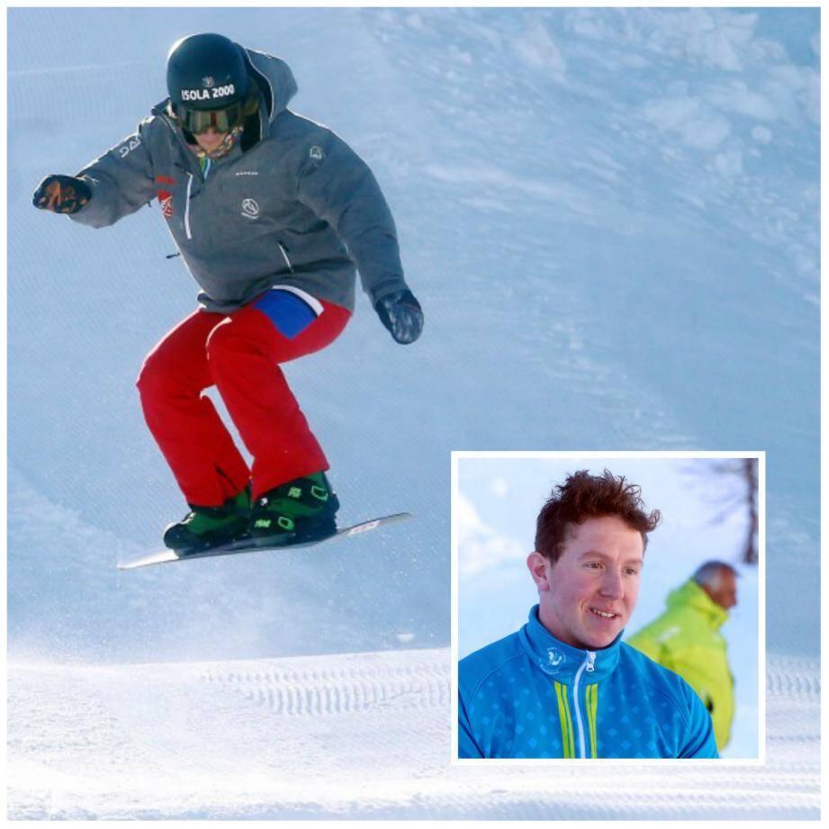 Snowboardcross : Ramoin et Vuagnoux sélectionnés pour les mondiaux 150108