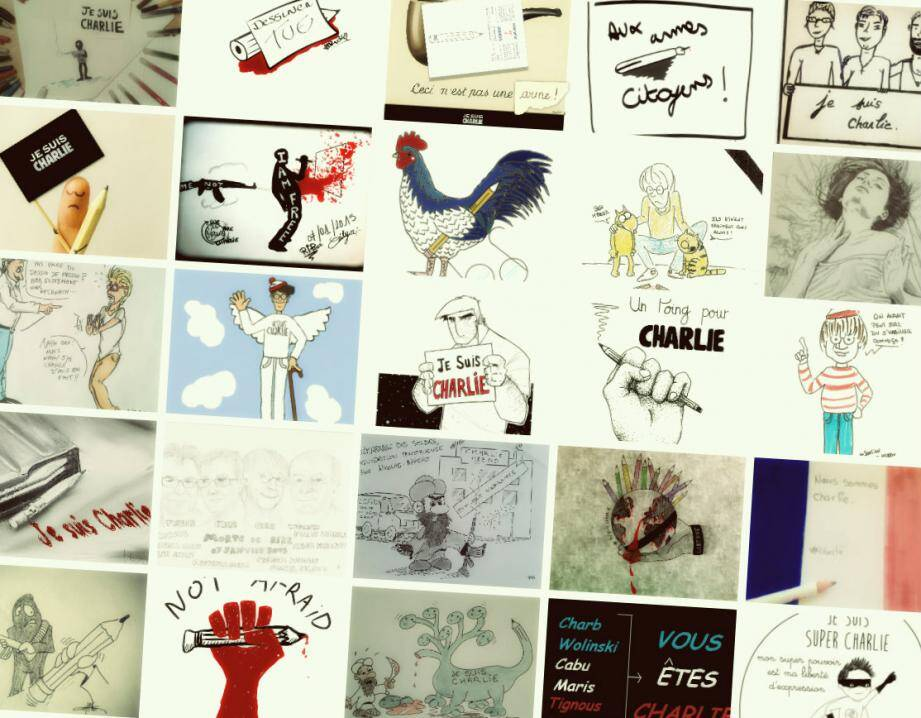 "Dessins ""Aux crayons citoyens"""