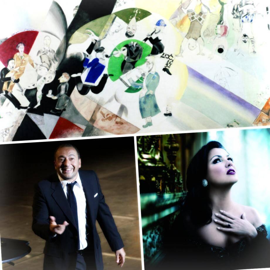 La culture russe s'invite au Grimaldi Forum de Monaco
