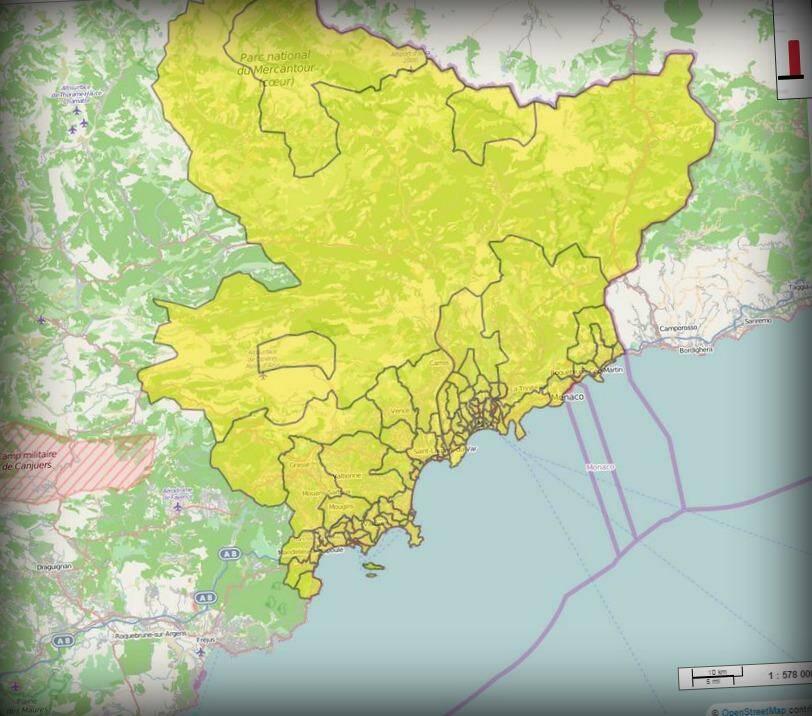 La FNAIM Alpes-Maritimes met en ligne une carte interactive du logement