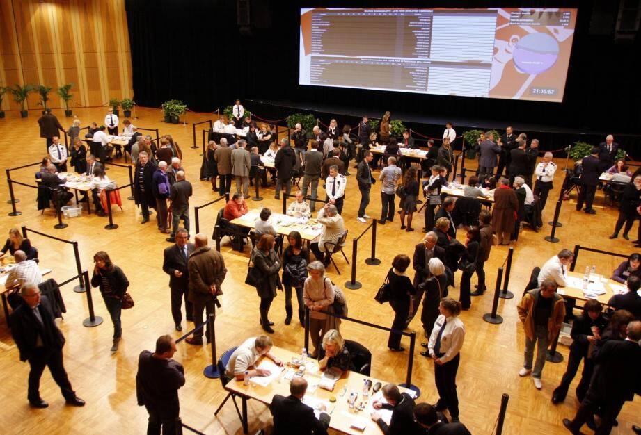 Le15 mars les Monégasques se rendront à l'espace Léo Ferré afin d'élire 15 élus communaux pour quatre ans.