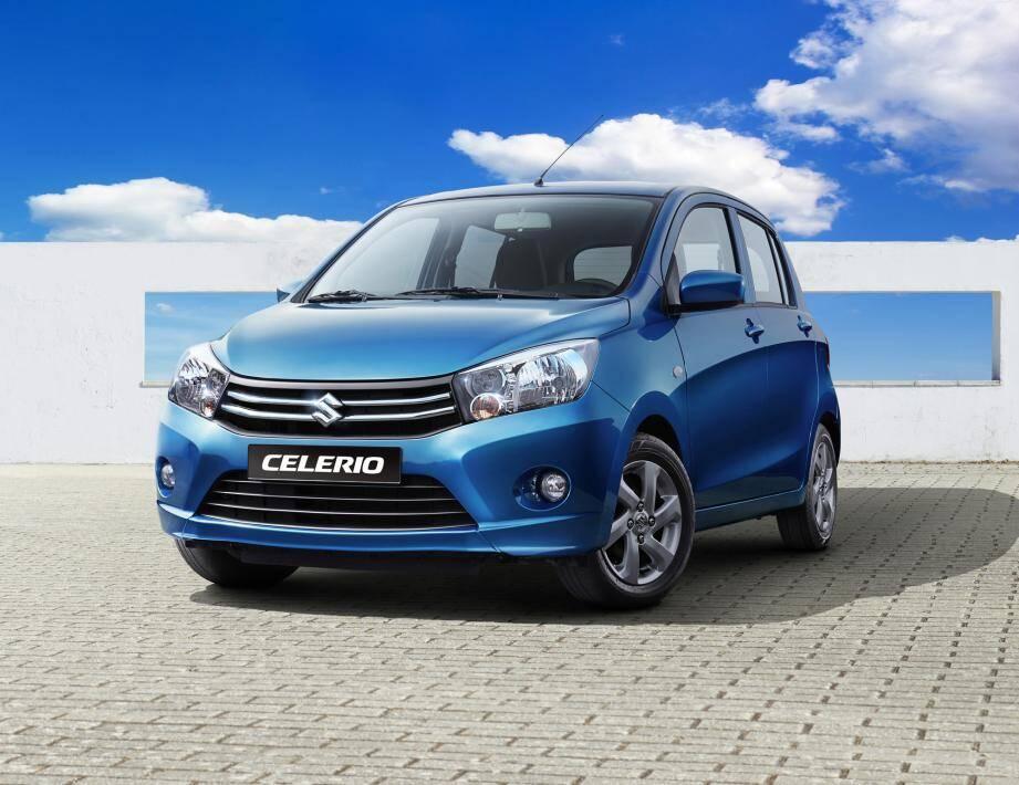 La Suzuki Celerio