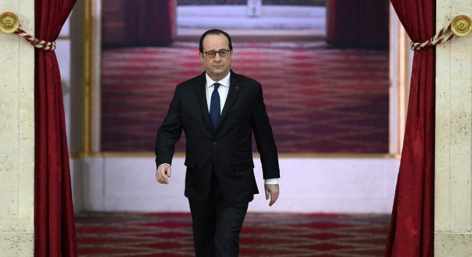 François Hollande #confPR
