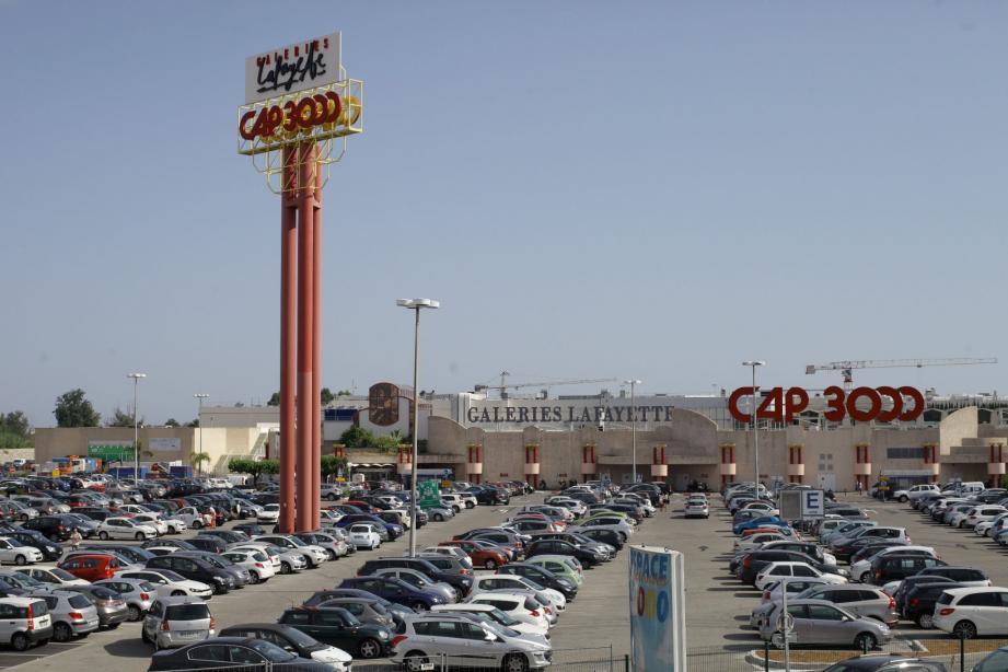 Le centre commercial actuel va subir de grandes mutations dans les années à venir.