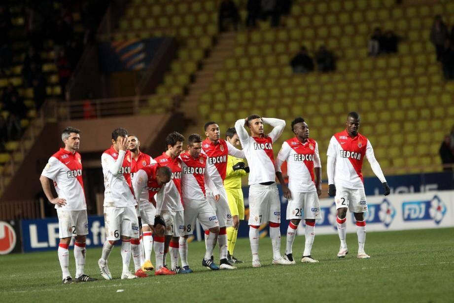 Monaco doit relancer la machine contre Rennes ce soir pour ne pas poursuivre plus longtemps sa série d'échecs.