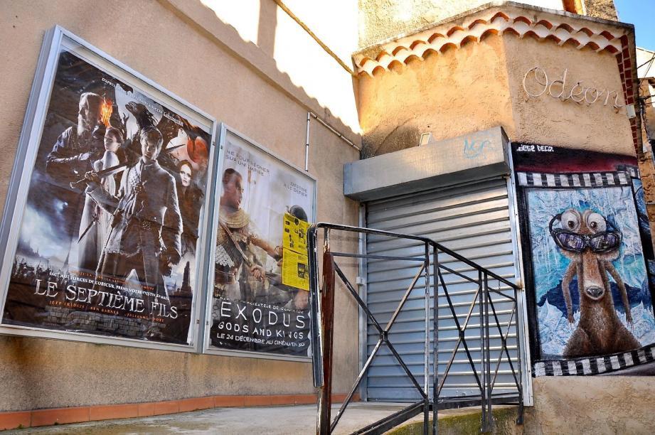 Le cinéma l'Odéon à Barjols a baissé le rideau, comme ceux du Luc ou encore de Cotignac, avec la liquidation de l'association Polymages.